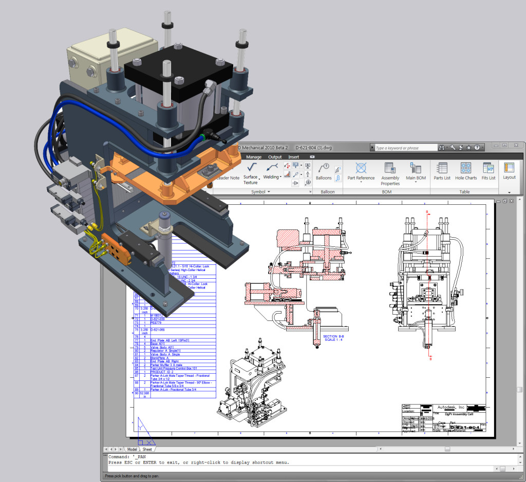 autocad_mechanical_associative_detailing